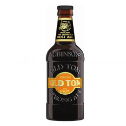 Bière Old Tom Ginger 33cl 6°
