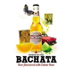 Bière Bachata 33cl 5.3°