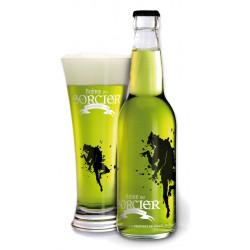 Coffret 4 Bières du Sorcier 33cl 5° + 1 Verre