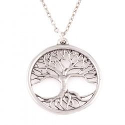 Pendentif Etain Tree of Life