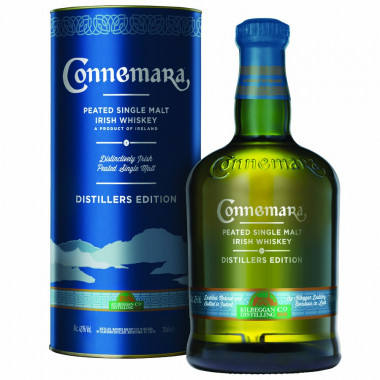 Connemara Distillers Edition 70cl 43°