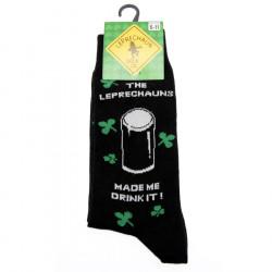 Chaussettes Leprechaun noires