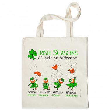 Sac Shopping Irish Seasons Leprechaun