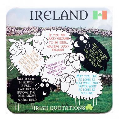 Coaster Citations Irlandaises