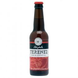 Bière Triple Terenez  33cl 6.7°