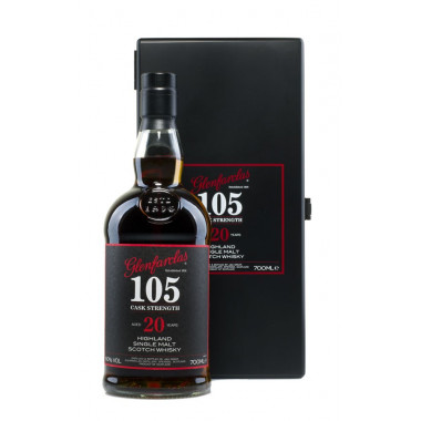Glenfarclas 105 Cask Strength 20 ans 70cl 60°