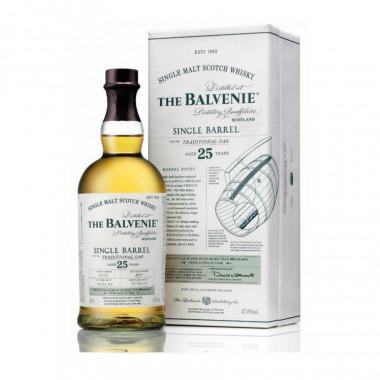 Balvenie Single Barrel 25 ans 70cl 46.9°