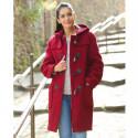 Duffle-Coat Carmin Emily