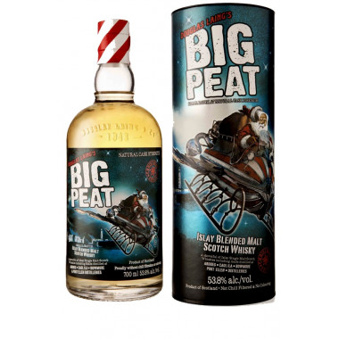 Big Peat Christmas Edition 2015 70cl 53.8°