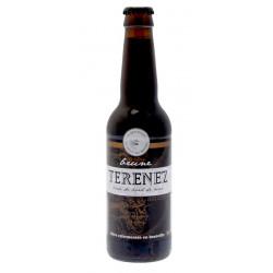 Bière Brune Terenez 33cl 5.6°