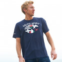 T-shirt Marine Celtic Spirit