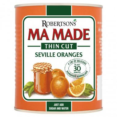 Marmelade Ma Made Thin Cut 850g