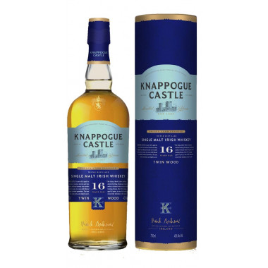 Knappogue Castle 16 ans 70cl 40°