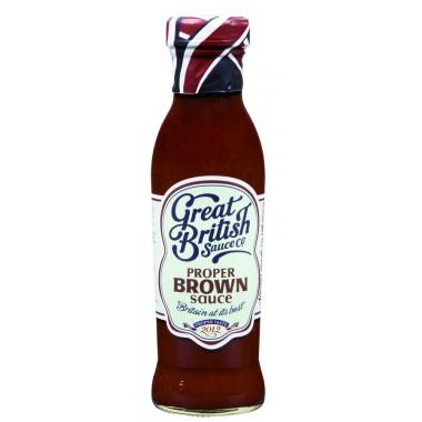 Sauce Proper Brown Great British Sauce 315g