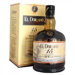 Rhum El Dorado 15 70cl 43°