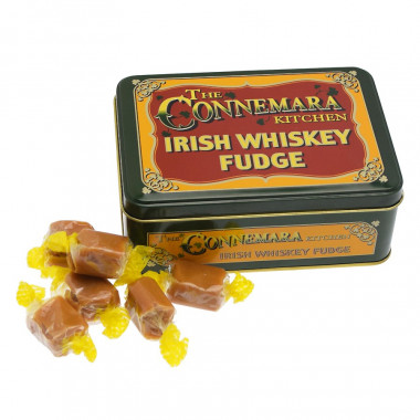 Irish Whiskey Fudge The Connemara Kitchen 150g