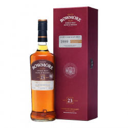 Bowmore 23 ans 1989 Port Matured 70cl 50.8°