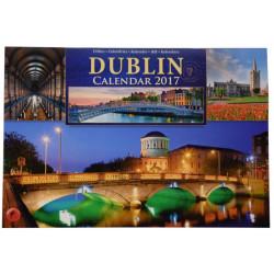 Calendrier 2017 Dublin