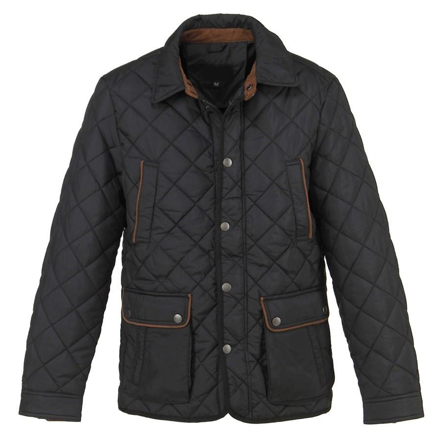 Manteaux vestes homme le comptoir irlandais for Veste noir interieur ecossais