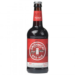 Smithwick's Red Ale 50cl 3.8°