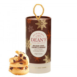 Shortbreads Chocolat & Orange Dean's 150g