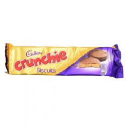 Biscuits Crunchie Cadbury 130g