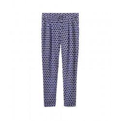 Pantalon Imprime Pois Joules