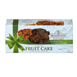 Cake Mileeven aux Fruits et au Whiskey 400g