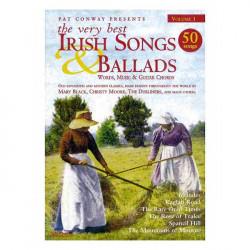 Ballades et Airs Irlandais Volume 1