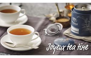 Modèle tea time
