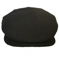 Hanna Hats Black Cap