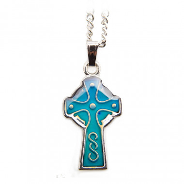 Celtic Magic Cross Pendant