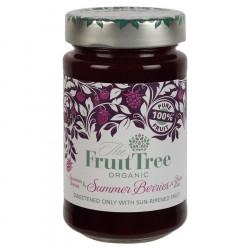 Summer Berries 100% Fruits Bio 250g