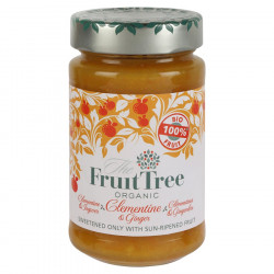 Fruit Tree Clementine & Ginger Organic Fruit 250g