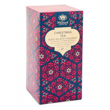 Whittard of Chelsea Christmas Tea 25 bags 50g