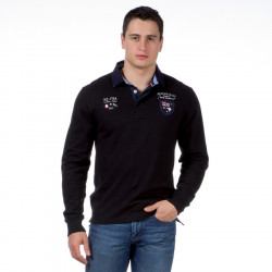 Ruckfield Black New Zealand Polo