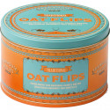 Farmhouse Biscuits Metal Box Oat Flips 454g