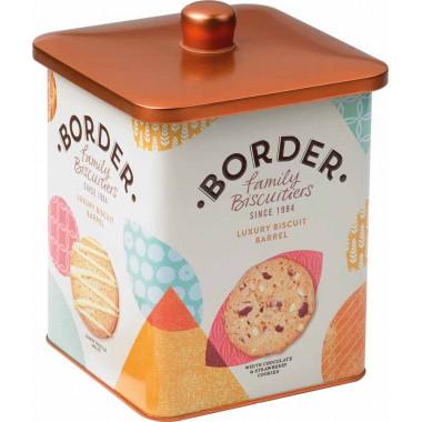 Biscuits Border Boîte Métal 600g