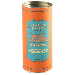 Farmhouse Ginger Biscuits 200g