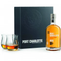 Port Charlotte Scottish Barley Box 70cl 50° + 2 glasses