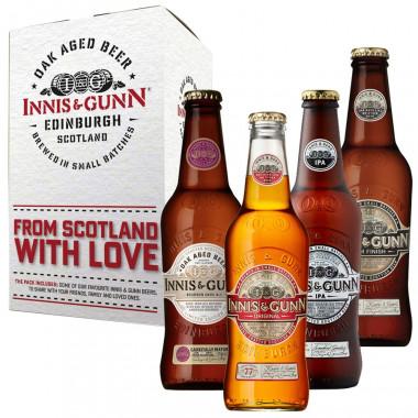 Innis & Gunn Beer Box 4 x 33cl 6.6°