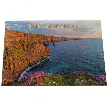 Real Ireland Calendar 2018 A4