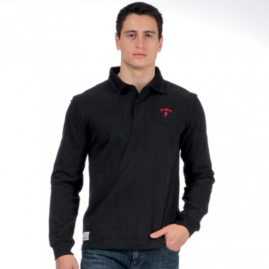 Ruckfield Essential Black Polo