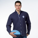 Ruckfield Navy Blue Shirt
