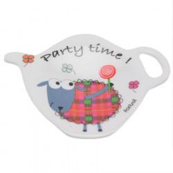 Party Time Teabag Holder