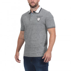 Ruckfield Heather Grey New Zealand Polo
