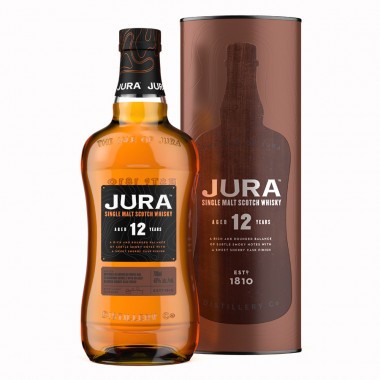 Jura 12 Years Old 70cl 40°