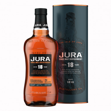 Jura 18 Years Old 70cl 44°