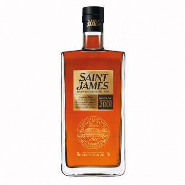 Saint James Vintage 2001 70cl 43°
