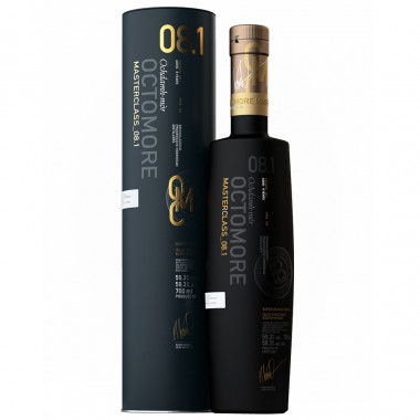 Octomore Masterclass 8.1 70cl 59.3°